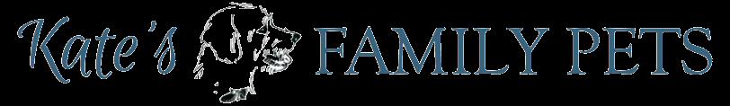 Kates Family Pets Logo